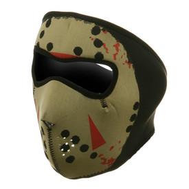Glow in the Dark Jason Neoprene Face Mask