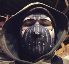 Pain Neoprene Face Mask
