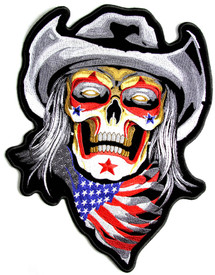 Rodeo Clown Patch