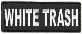 White Trash Patch