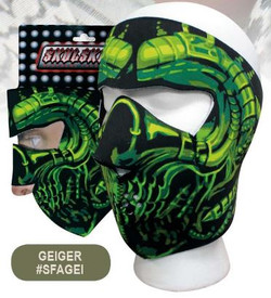 Gieger Neoprene Face Mask