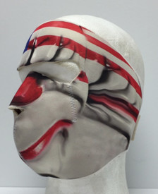 Payday 2 Dallas Bank Robber Neoprene Face Mask