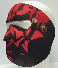 Darth Maul Neoprene Face Mask