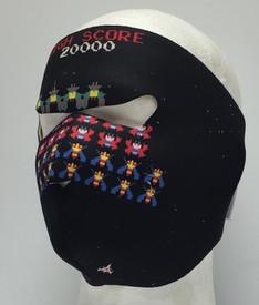 Galaga Face Mask