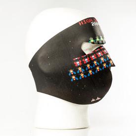 Galaga Neoprene Face Mask