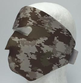 Digital Desert Mask
