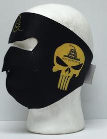 Don't Tread on Me Neoprene Face Mask