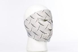 Metal Plate Neoprene Face Mask