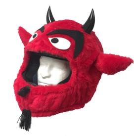 Devil Motorcycle Helmet Cover