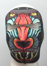 Mandrill Neoprene Face Mask