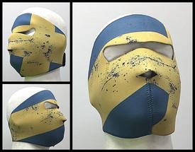 Sweden Neoprene Face Mask