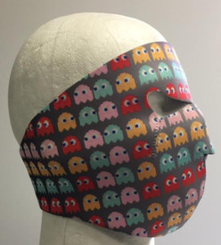 Pacman Ghost Mask