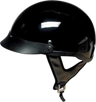 D.O.T Home Of The Brave Motorcycle Half Helmet