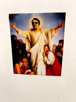Saint Jim Jones Sticker