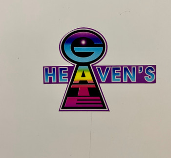 Heavens Gate Sticker