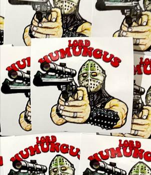 Lord Humungus Sticker