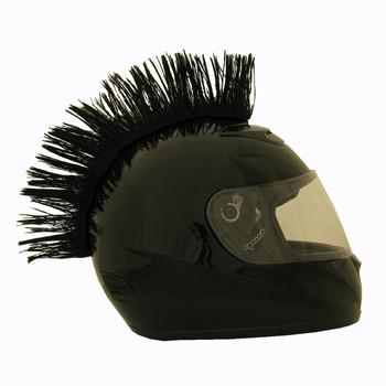 Black Helmet Mohawk
