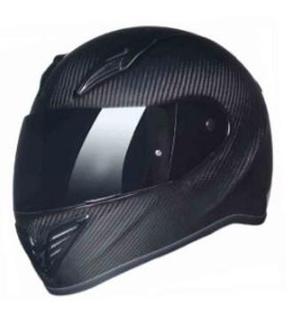 BSF-B99 - Snell M2015 Full Face Carbon Fiber Motorcycle Helmet
