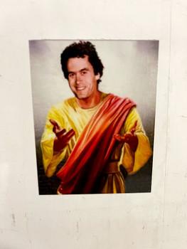 Saint Ted Bundy Sticker