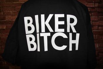 Biker Bitch Biker T-Shirts