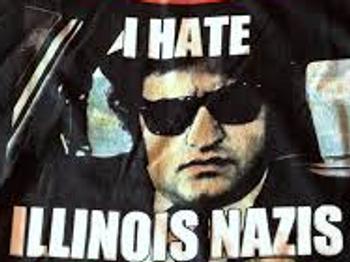 I Hate Illinois Nazis Shirt