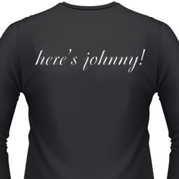 Here's Johnny Biker T-Shirts