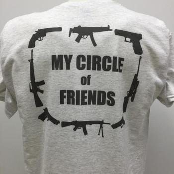 My Circle of Friends T-Shirt