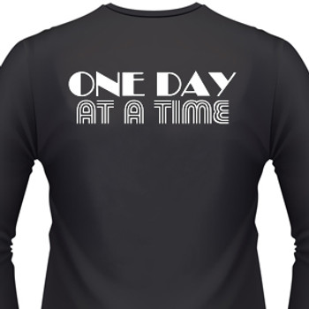 one day at a time shirt