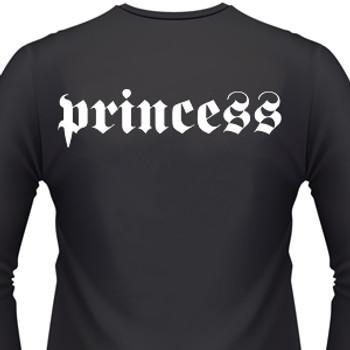 Princess Biker T-Shirt