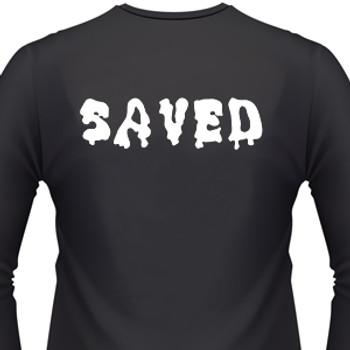 Saved Biker T-Shirt