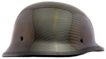 DOT German Carbon Fiber Motorcycle Helmet