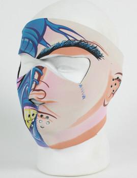 2 Faces Neoprene Face Mask