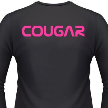 Cougar Biker T-Shirt
