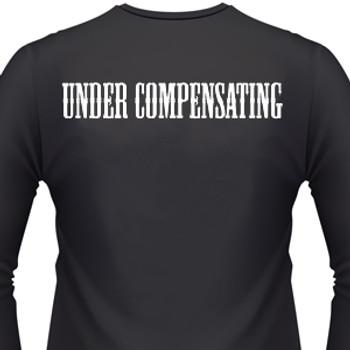 Under Compensating Biker T-Shirt