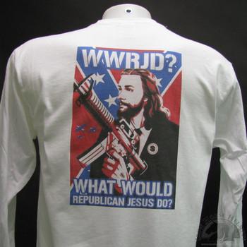 What Would Republican Jesus Do T-Shirt