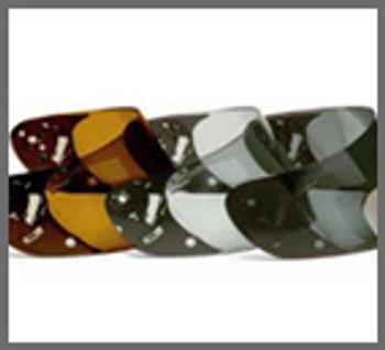 Clear Full Face Shield / Modular / Motorcycle Helmet Visors