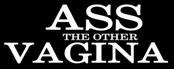 Ass the Other Vagina Motorcycle Helmet Sticker