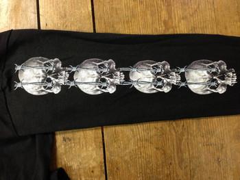 Skull Biker T-Shirt