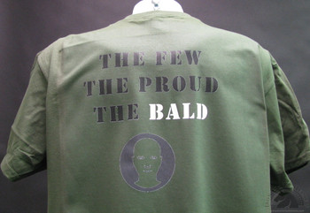 The Few The Proud The Bald T-Shirt