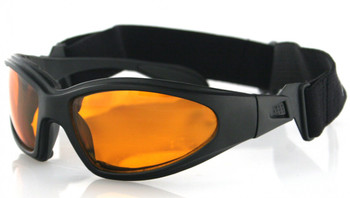 GXR001 Amber Bobster Action Eyewear