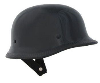 German Gloss Novelty Motorcycle Helmet