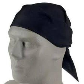 New ZANHeadgear® Black Paisley 100/% Cotton FLYDANNA® Bandanna Doo Rag