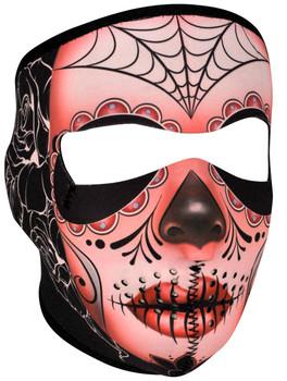 Sugar Skull Neoprene Face Mask