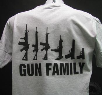 Gun Family T-Shirt