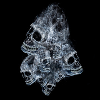 Smoke Skulls SHIRT