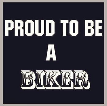 Proud to be a Biker Shirt