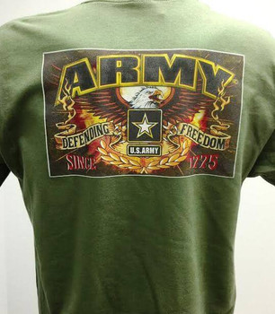 ARMY Defending Freedom Since 1775 T-Shirt