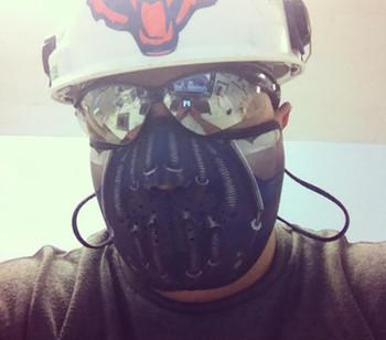 Bane Half Neoprene Face Mask