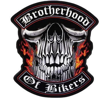Brotherhood of Bikers Patch