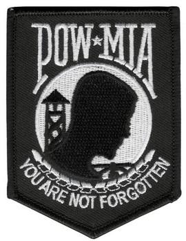 POW/MIA Patch
